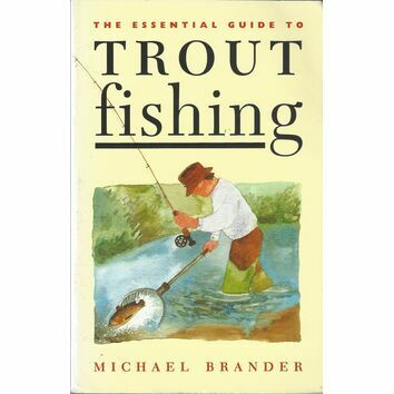 The Essential Guide to Trout Fishing (fading to cover)