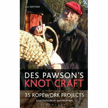 Des Pawson\'s Knot Craft: 35 Ropework Projects