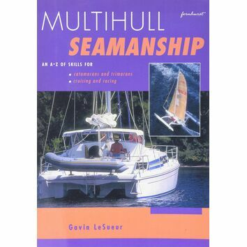 Multihull Seamanship (slight fading to binder)