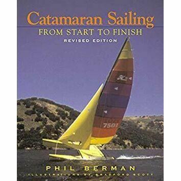 Catamaran Sailing from start to finish