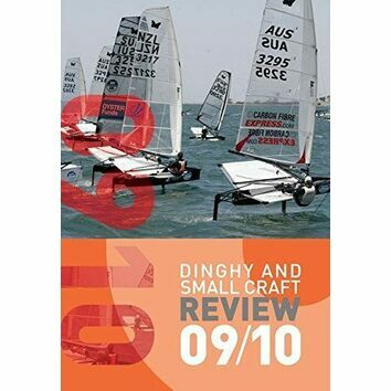 Dinghy and Small Craft Review 09/10 (Fading to Cover)