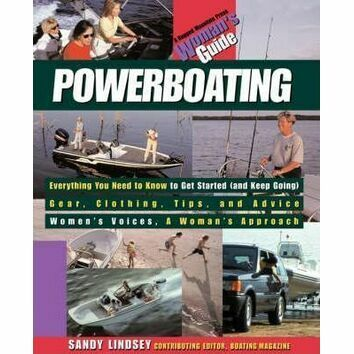 Powerboating: A Woman\'s Guide (Fading to Cover)