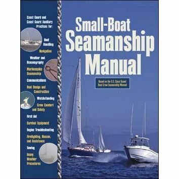 Small Boat Seamanship manual