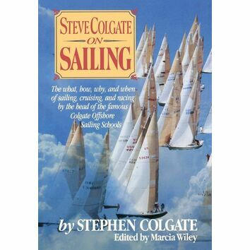 Steve Colgate on Sailing (Fading to Sleeve)