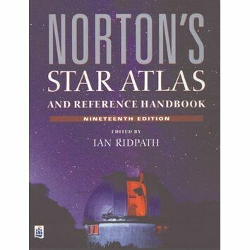 Norton's Star Atlas and Reference Handbook (Slight fading to cover)