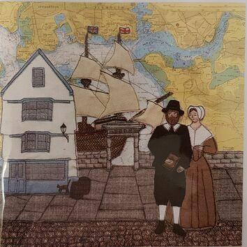 Hannah Wisdom Barbican Pilgrims Card