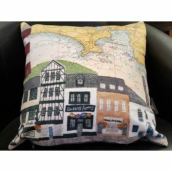 Hannah Wisdom Barbican Smeatons Cushion