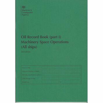 MCA Oil Record Book Part 1