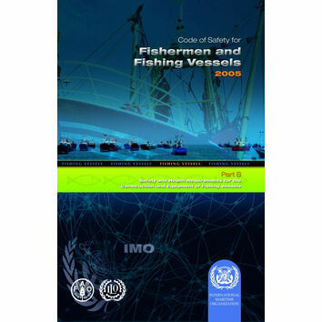 Code of Safety for Fishermen and Fishing Vessels