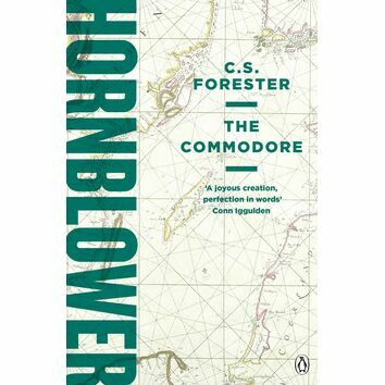 The Commodore (A Horatio Hornblower Tale of the Sea #8)