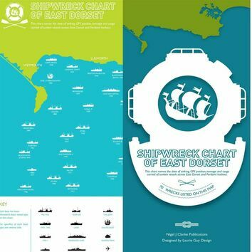 Shipwreck Chart of East Dorset