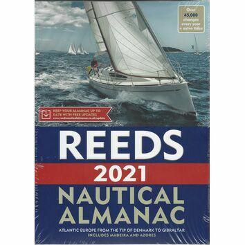 Reeds 2021 Nautical Almanac