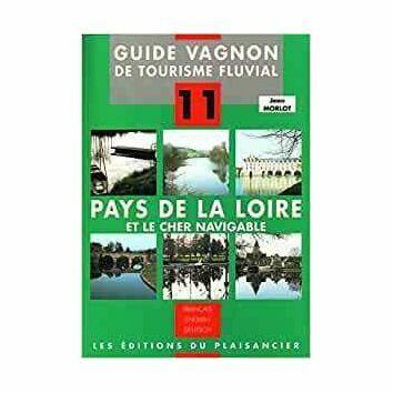Guide Vagnon De Tourisme Fluvial 11 - Pays de la Loire