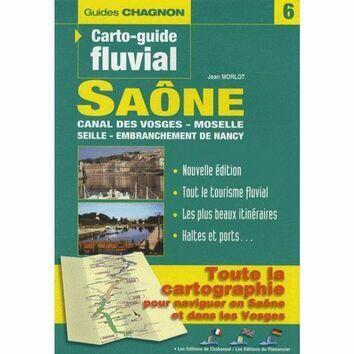 Carto Guide Fluvial Saone Canal