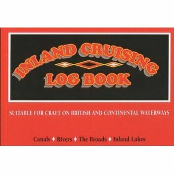 Inland Cruising Log Book For Craft On British & Continental Waterways