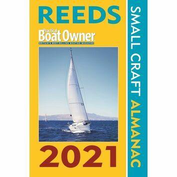 Reeds PBO Small Craft Almanac 2021