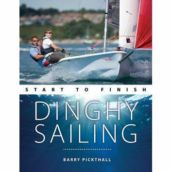 Dinghy Sailing Start to Finish
