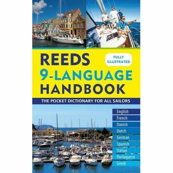 Reeds 9 Language Handbook - A Pocket Dictionary For All Sailors