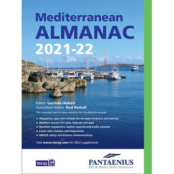Mediterranean Almanac (2021-2022) An Essential Marine Data Resource