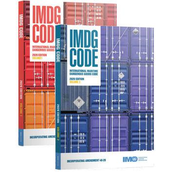 IMDG Code 2020
