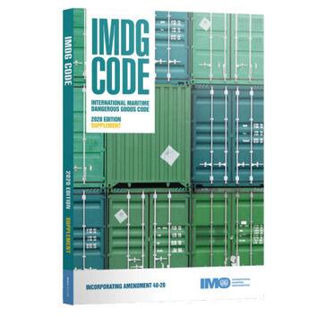 IMDG Code 2020 Supplement