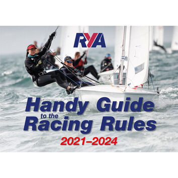 YR7 RYA Handy Guide to the Racing Rules 2021-2024