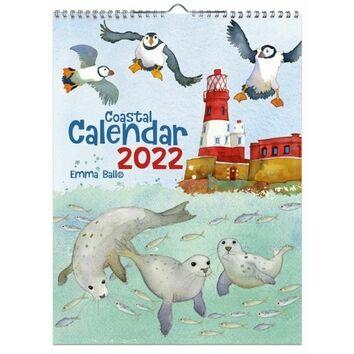 Emma Ball 2022 Coastal Calendar