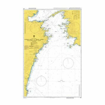 651 India - West Coast, Gulf of Kachchh, Mundra Port Admiralty Chart