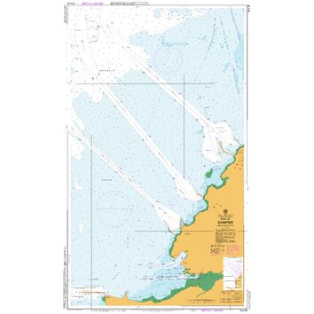 AUS59 Port Dampier (Northern Sheet) Admiralty Chart