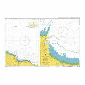 AUS163 Port of Burnie Admiralty Chart