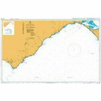 AUS788 Cape Otway to Cape Schanck Admiralty Chart