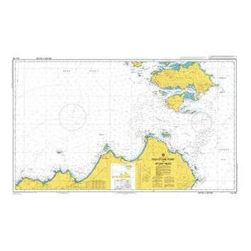 AUS798 Eddystone Point to Stony Head Admiralty Chart