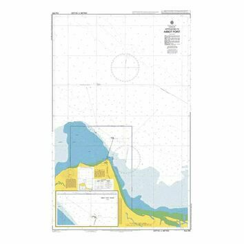 AUS255 Approaches to Abbot Point Admiralty Chart