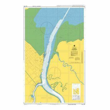 AUS263 Cairns (Northern Sheet) Admiralty Chart