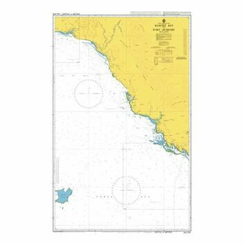 AUS379 Kerema Bay to Port Moresby Admiralty Chart