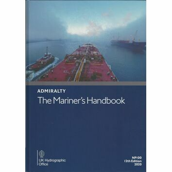Admiralty NP100 The Mariner\'s Handbook, 12th Ed. (2020)