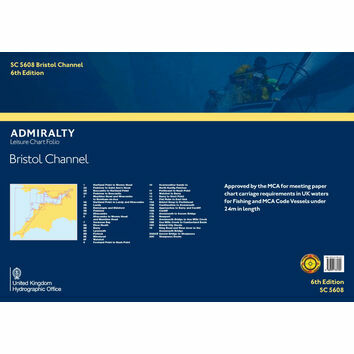 SC5608 Bristol Channel Admiralty Leisure Folio