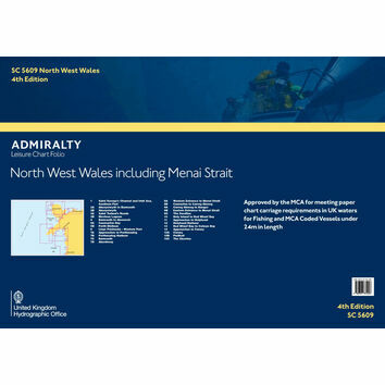 SC5609 North West Wales Admiralty Leisure Folio