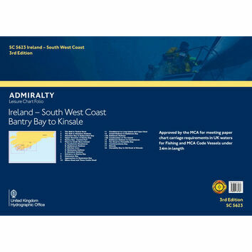 SC5623 Ireland - South West Coast Admiralty Leisure Folio