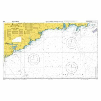 5048 Old Head of Kinsale to Tuskar Rock Instructional Admiralty Chart