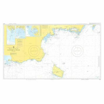 5072 Falsterbo to Oland Instructional Admiralty Chart
