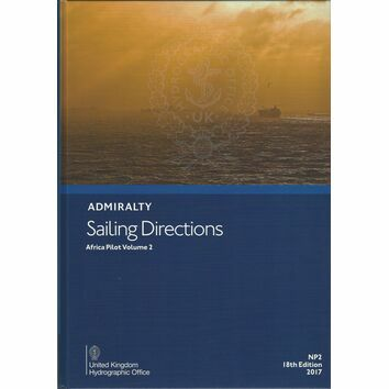 Admiralty Sailing Directions NP2 Africa Pilot Volume 2