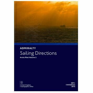 Admiralty Sailing Directions NP11 The Arctic Pilot Vol.2