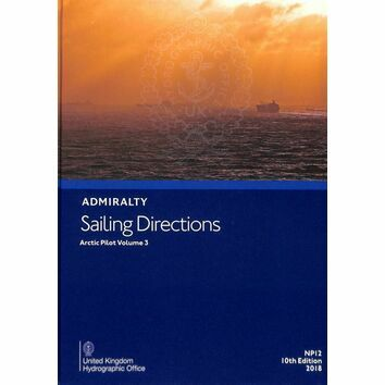 Admiralty Sailing Directions NP12 The Arctic Pilot Volume 3