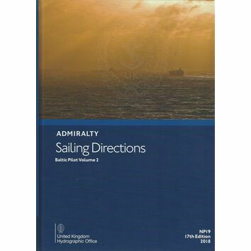 Admiralty Sailing Directions NP19 Baltic Pilot Volume 2