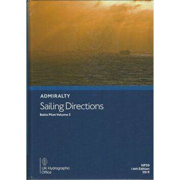 Admiralty Sailing Directions NP20 Baltic Pilot Volume 3