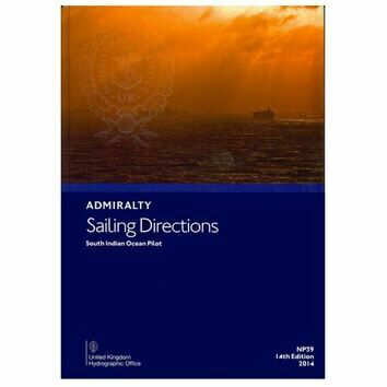 Admiralty Sailing Directions NP39 South Indian Ocean Pilot
