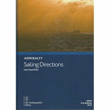 Admiralty Sailing Directions NP40 Irish Coast Pilot