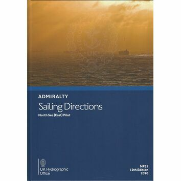 Admiralty Sailing Directions NP55 North Sea (East) Pilot