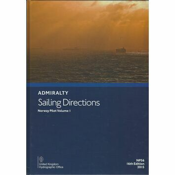 Admiralty Sailing Directions NP56 Norway Pilot Volume 1